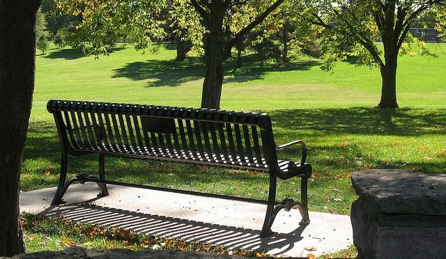 5 rzeczy, których nie wiedziałeś o ławkach parkowych