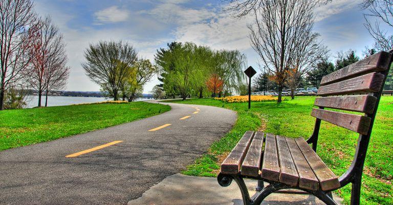 Stylistyka ławek parkowych